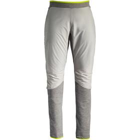 VAUDE Green Core Fleece Pants Women, blanco/gris